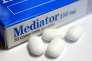 Des comprimés du médicament antidiabétique Mediator, en 2011.