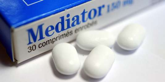 Le médicament Mediator, le 18 novembre 2011.