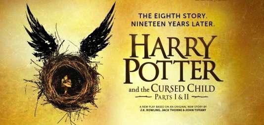 La pièce « Harry Potter and the cursed child » sera jouée à partir de juillet prochain à Londres.