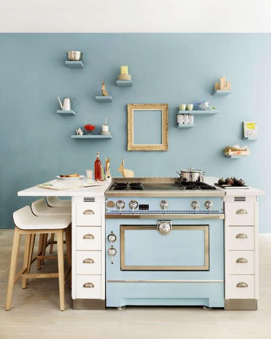 quand le design fait des merveilles en cuisine. Black Bedroom Furniture Sets. Home Design Ideas