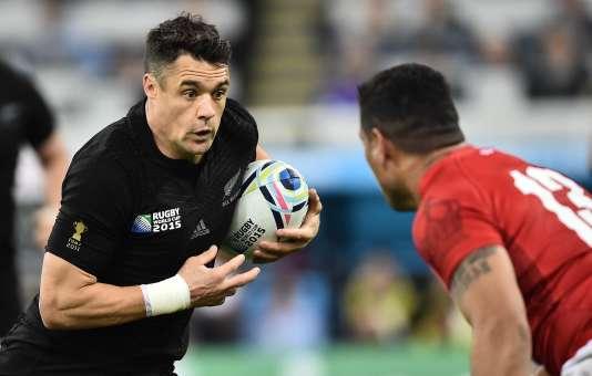 L'ouvreur néo-zélandais Dan Carter rejoindra le Racing 92 pour trois saisons après la Coupe du monde de rugby.