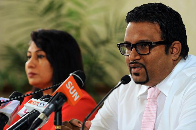 Accusé de haute trahison, le vice-président des Maldives, Ahmed Adeeb, a été arrêté samedi 24 octobre.