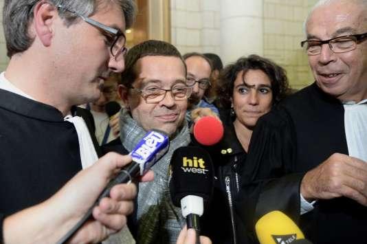 Le docteur Bonnemaison a été condamné à deux ans de prison avec sursis, samedi24octobre.