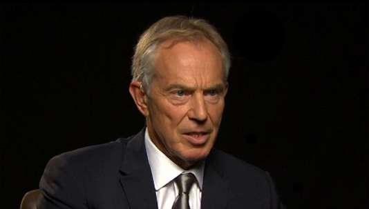 L'interview de Tony Blair par Fareed Zakaria sera diffusée lundi 26 octobre sur CNN.