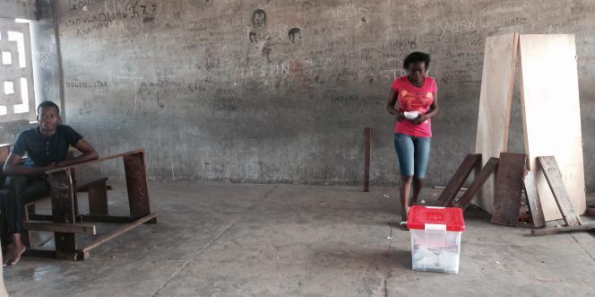 Les Congolais étaient appelés à voter dimanche 25 octobre pour une nouvelle Constitution.