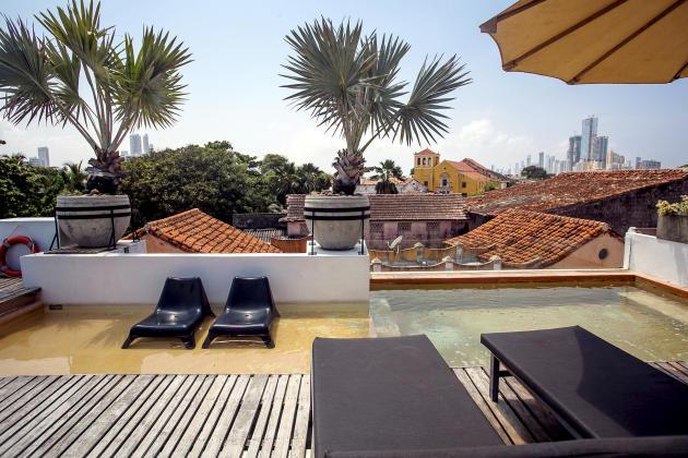 Hôtel Casa Lola.
