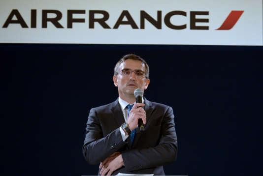 Dans un entretien au « Parisien », Xavier Broseta dit vouloir proposer des contrats de travail à la carte aux salariés en fonction de leur productivité.