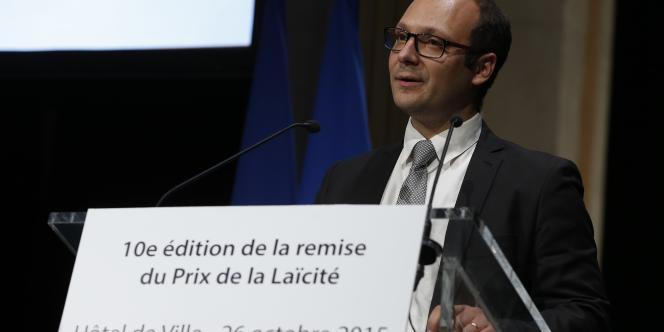 Samuel Mayol, directeur suspendu de l'IUT de Saint-Denis