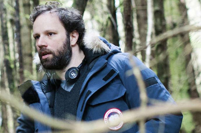 Le réalisateur Yorgos Lanthimos sur le tournage de son film