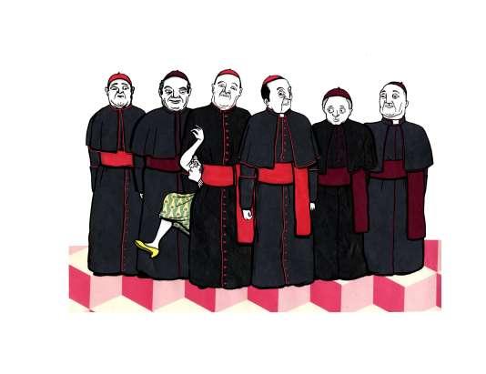 Le synode des évêques sur la famille s'est déroulé à Rome, du 4 au 25 octobre.