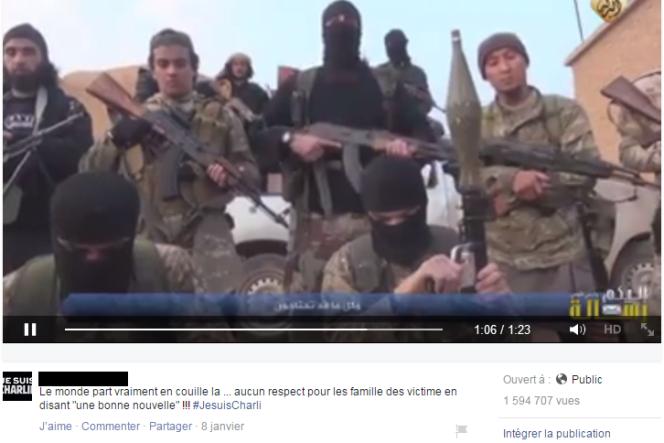 L'islam de France et d'ailleurs ne nous déstabiliserait pas autant si nous n'étions pas devenus si fragiles. Certes l'islam lui-même est profondément en crise, Daech n'étant que le symptôme le plus grave d'un cancer de civilisation qui prolifère à peu près partout sur le corps de l'Oumma (Photo: Capture d'écran de la vidéo revendiquée par Daesh appelant à commettre des attentats en France).