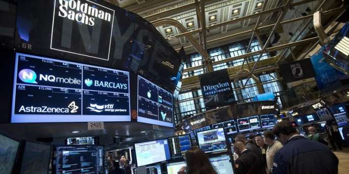 GS Stock Price - Goldman Sachs Group Inc ... - MarketWatch
