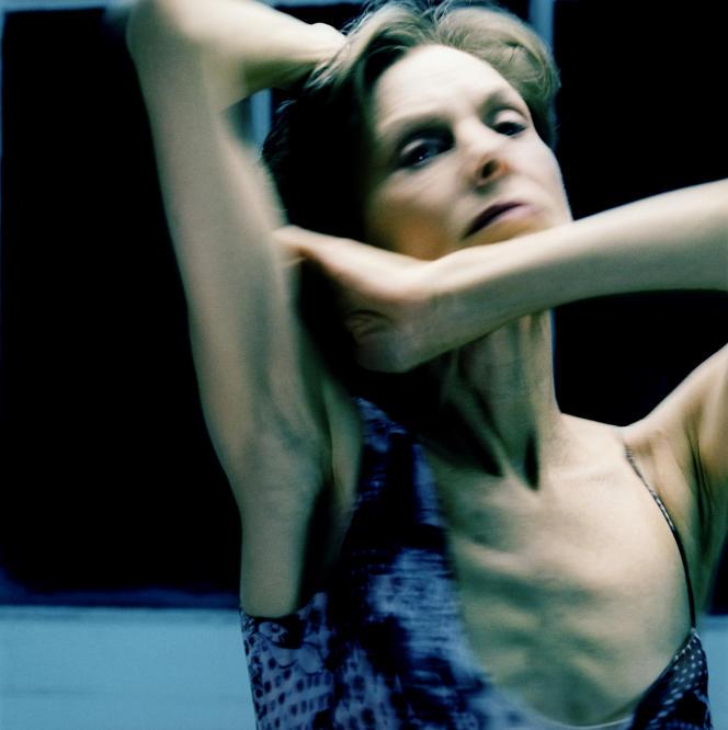 La chorégraphe et danseuse Lucinda Childs.