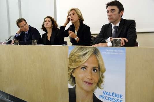 Le conseiller de Paris Yann Wehrling (à droite) a été nommé secrétaire général du MoDem, lundi18 septembre.