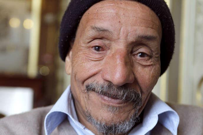 Pierre Rabhi, figure de l'écologie et de l'altermondialisme, en 2010, à Paris.