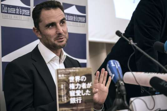 Hervé Falciani a été condamné pour espionnage économique, vol de données et violation du secret bancaire pour avoir fait fuiter des documents de HSBC.