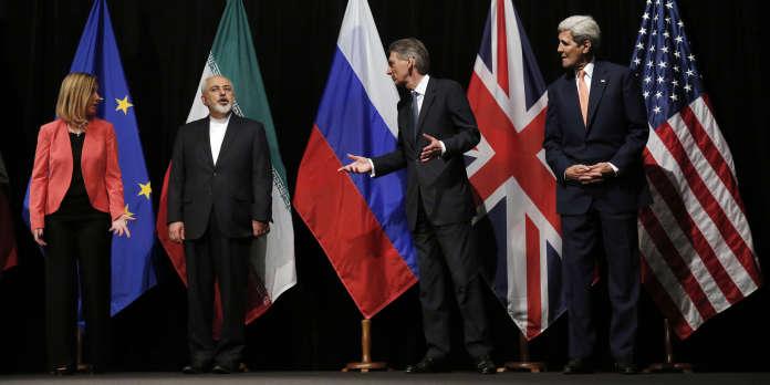 Pour l'UE, « rassembler tous les acteurs, même l'Iran, est la seule issue à la crise syrienne »