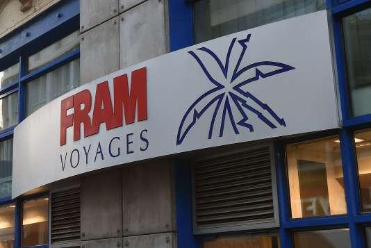 Le voyagiste Fram emploie actuellement 550 personnes.