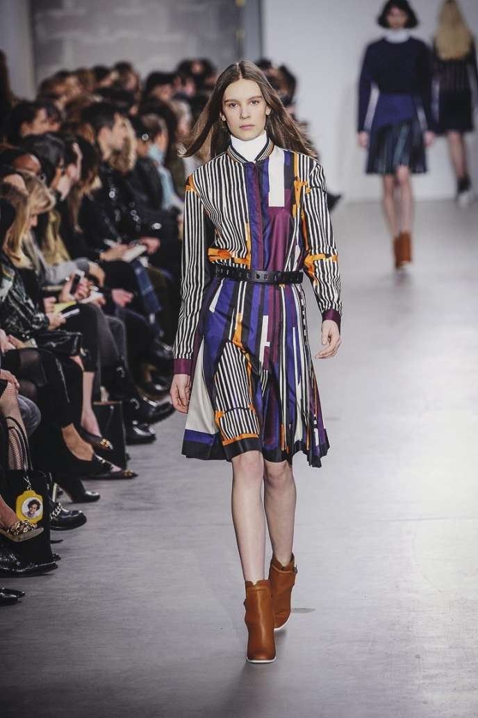 Cedric Charlier, look 18, collection Autumn Winter 2015
