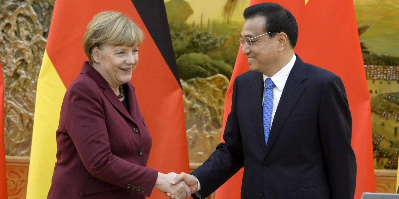 """« Pour les entreprises industrielles allemandes, la """"dissociation économique"""" entre les Etats-Unis et la Chine est un cauchemar »"""