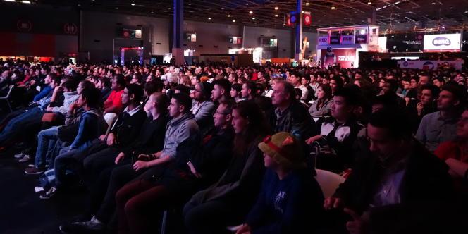 Plus de 1 300 personnes ont assisté à une compétition de «League of Legends».