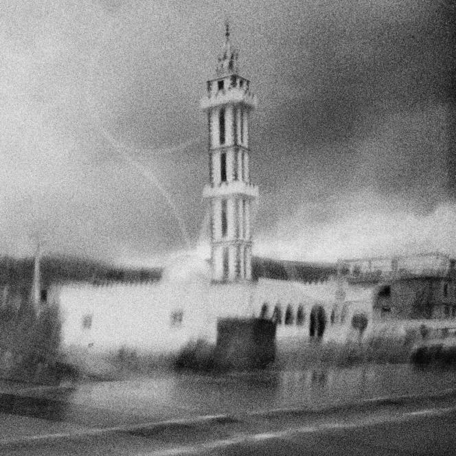 Aïn Kerma, le village où est enterré Frantz Fanon. Algérie, 2011