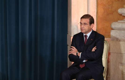 Le gouvernement du premier ministre portugais Pedro Passos Coelho devrait chuter, après un accord passé entre les forces de gauche le 6 novembre.