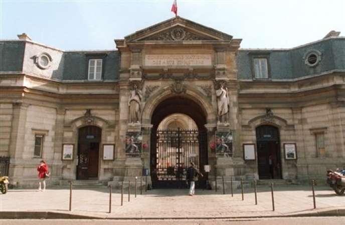 Le Conservatoire National des Arts et Métiers (CNAM), à Paris.