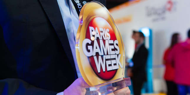 en 2015 la paris games week a gonfl ses chiffres de plus de 100 000 visiteurs. Black Bedroom Furniture Sets. Home Design Ideas