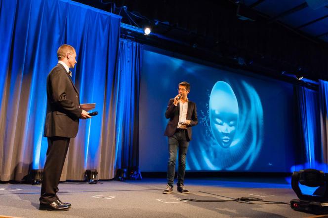 Les Ping Awards, animés par Emmanuels Forsans (AFJV) et Bertrand Amar (NRJ), récompensent les meilleurs jeux vidéo créés en France.