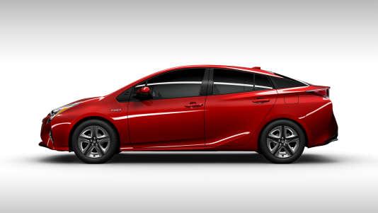 """Toyota a retravaillé le design de la Prius pour le rendre """"plus émotionnel""""."""