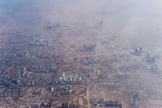New Delhi, le 1er novembre 2015.