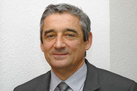 François Cansell, directeur général de l'Institut polytechnique de Bordeaux.