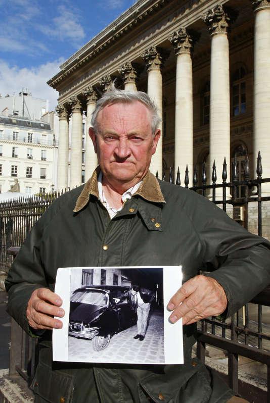 Lajos Marton, l'un des participants à l'attentat du Petit-Clamart contre le général de Gaulle en 1962.