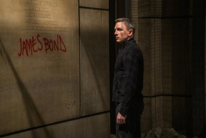 Daniel Craig dans