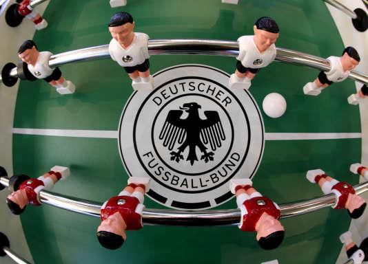 La Fédération allemande de football a nié tout pot-de-vin pour l'attribution du Mondial 2006, affirmant que le versement controversé de6,7millions d'euros avait servi à s'assurer des subventions de la FIFA.