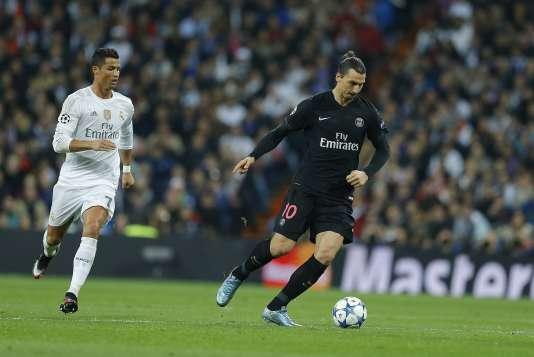 Le PSG de Zlatan Ibrahimovic s'est incliné (1-0) contre le Real Madrid, mardi 3 novembre, à Santiago Bernabeu.