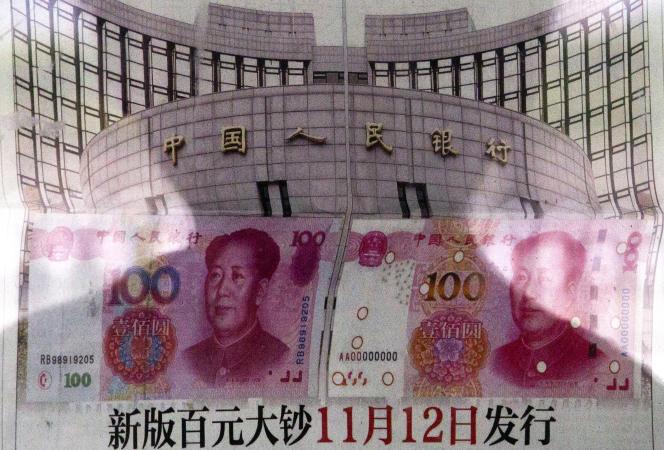 «La montée de la puissance chinoise est porteuse d'une autre mondialisation fondée sur les infrastructures. Son fer de lance est le projet chinois des « routes de la soie », conçu pour intégrer l'Asie, l'Afrique et l'Europe. L'abondance de l'épargne chinoise sera prépondérante dans son financement.»