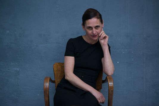 La chorégraphe Anne Teresa De Keersmeaker en 2015.