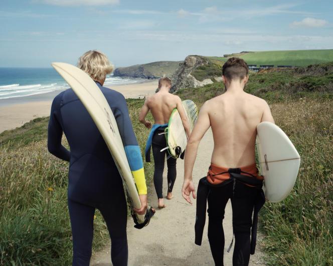 Les Cornouailles offrent des conditions idéales pour les pratiquants en quête de vagues.