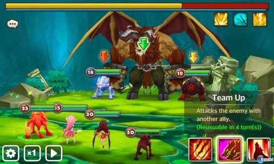 Summoners War, un jeu de rôle coréen, est rentré cet été dans le top 10 mensuel des jeux mobiles les plus rentables en France.