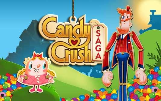 Candy Crush Saga, lancé en 2013, a connu une longévité exceptionnelle, même s'il est récemment sorti du Top 5 mensuel des jeux les plus rentables.