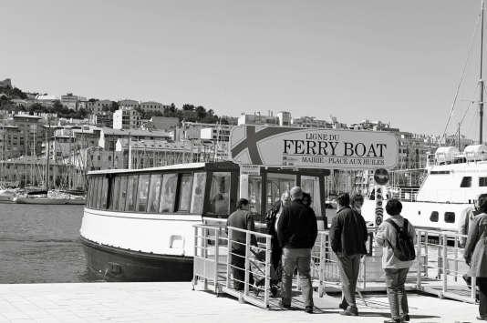 Outre son côté pittoresque, cette ligne de 283mètres de long permettait d'éviter d'avoir à faire le tour du Vieux-Port à pied.