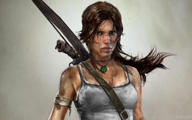 Lara Croft, l'héroïne du jeu « Tomb Raider », est régulièrement accusée de donner une vision fantasmée et caricaturale de la femme.