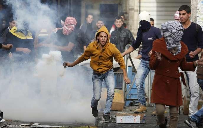 La situation est tendue à Hébron, mercredi 4 novembre, après la mort d'un assaillant palestinien.