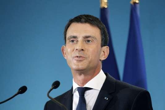 Manuel Valls a annoncé, mercredi 4 novembre, un nouveau code du travail pour 2018.