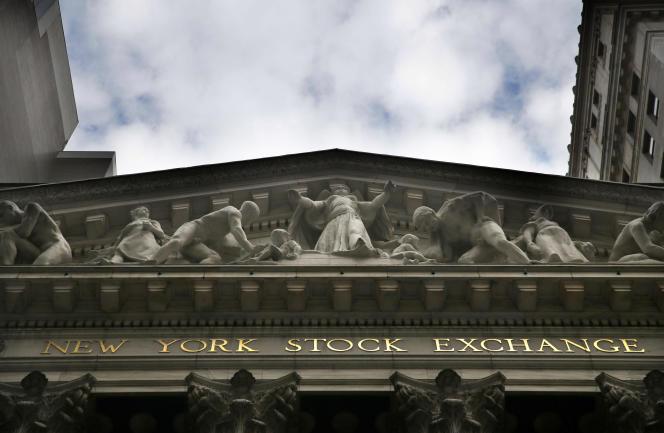 Le New York Stock Exchange.