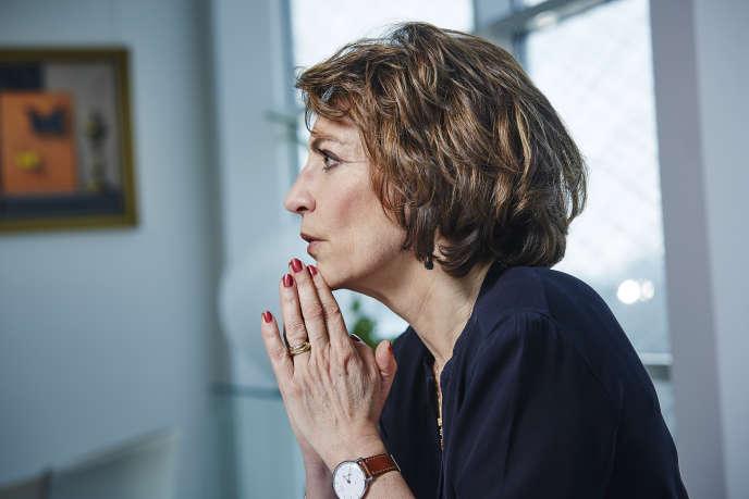 Marisol Touraine, ministre de la santé et des affaires sociales, en mars.