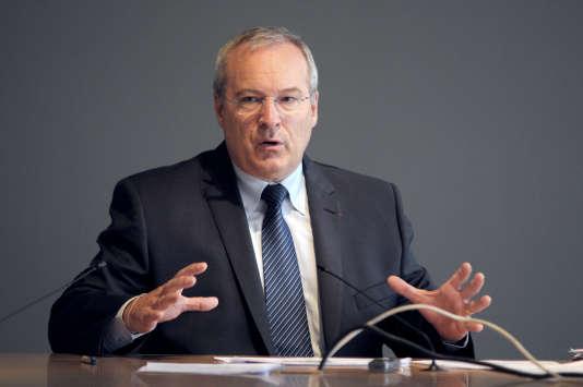 Jean-Georges Malcor, patron de CGG a annoncé, jeudi 5 novembre, la suppression de 930 emplois supplémentaires dans le monde.