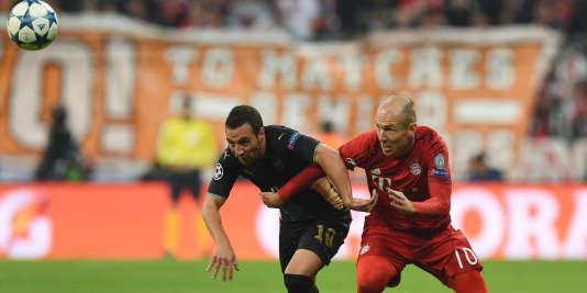 En éliminant par deux fois Arsenal en huitièmes de la Ligue des champions (2013 et 2014), le Bayern est la bête noire des Gunners.